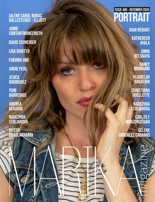 MARIKA MAGAZINE PORTRAIT (ISSUE 480 - DECEMBER)