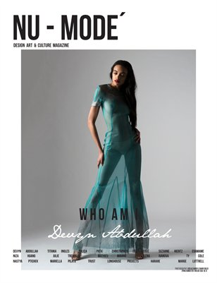 Nu-Mode´Spring/Summer Edition #10 Devyn Abdullah