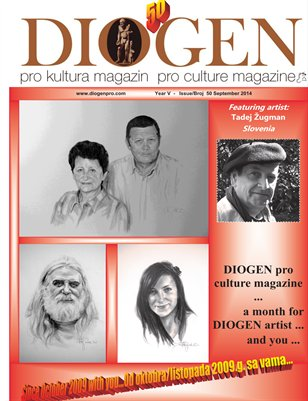 DIOGEN pro art magazine No 50_ September 2014