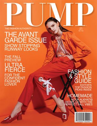 PUMP Magazine - The Avant Garde Edition Vol. 2