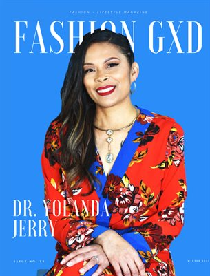 "Fashion Gxd Magazine ""Dr. Yolanda Jerry"""