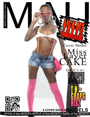 Lick my Tatts special 7 cover edition issue 1