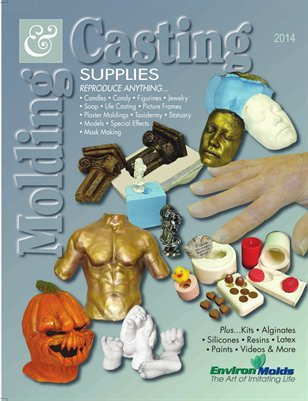 EnvironMolds 2014 Catalog