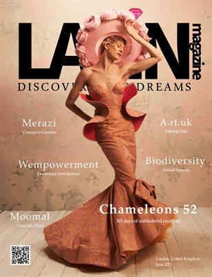 Lazin Magazine - Chameleons 52 June 2021