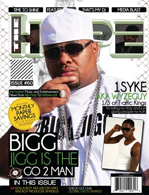 The Hype Magazine - Issue #60