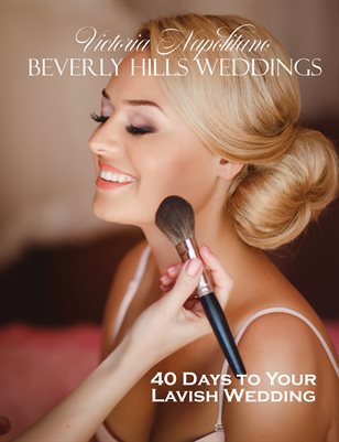 40 Day Guide To Planning Your Lavish Wedding 2018