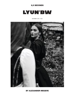 LYUN Black&White No.2 (VOL No.2) C2