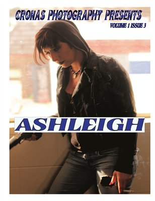 Cronas Photography Presents Ashleigh Issue 3