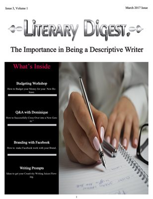 Literary Digest March 2017 Issue