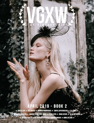 VGXW - April 2019 Book 2 (Cover 1)