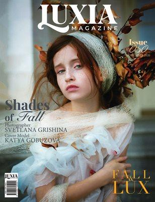 November 2020, Fall Fashion, Issue 50