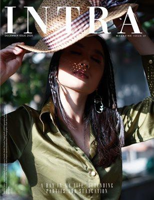 Issue 61 | December | Cover 2– Priyanka Tingkerbelle