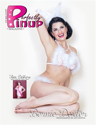 Perfectly Pinup Magazine APRIL 2015