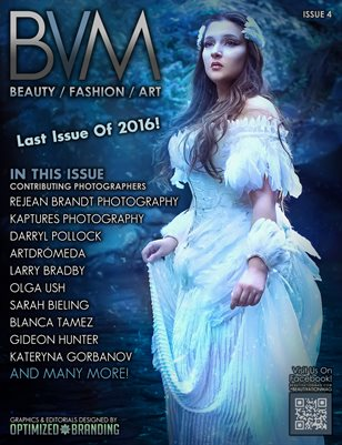 Beautivation Magazine #4