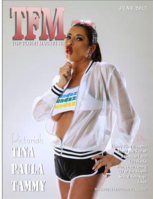 Top Floor Magazine June 2017