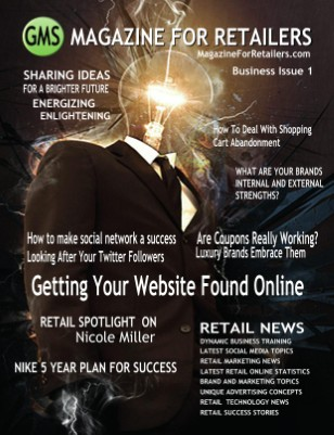 Magazine For Retailers Business Issue