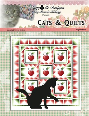 Cats And Quilts September