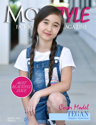 MODStyle Most Beautiful Issue 6