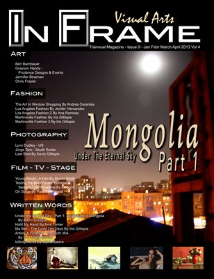 In Frame Visual Arts Issue 9 2013