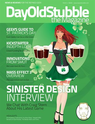 Issue 4: March 2012 | Shamrock Special
