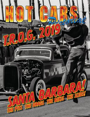 HOT CARS Pictorial / TROG Santa Barbara 2019
