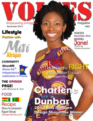 Voices Magazine 11-2013