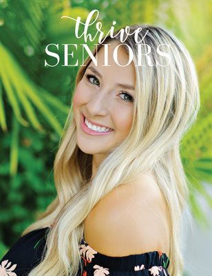 THRIVE SENIORS GIRLS MAGAZINE