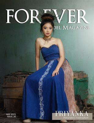 FOREVER Model Magazine May Issue 36