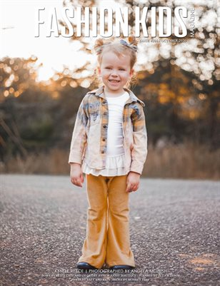 Fashion Kids Magazine | Issue #205