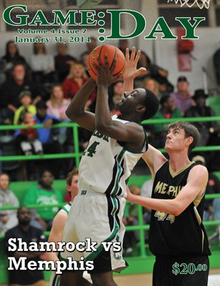 Volume 4 Issue 7 - Shamrock vs Memphis