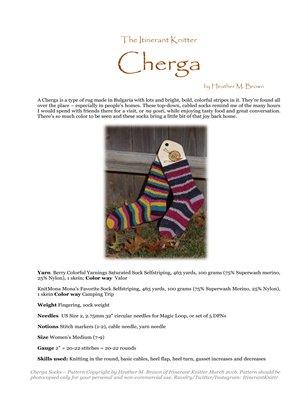 Cherga