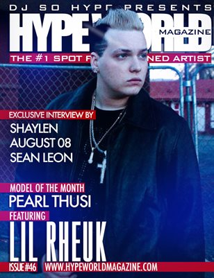 HYPE WORLD MAGAZINE ISSUE #46