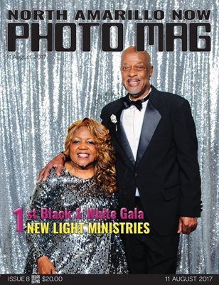 NAN PhotoMag Issue 8  - New Light Ministries Black & White Gala