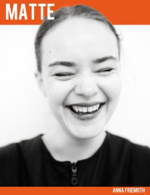 MATTE Magazine: Anna Friemoth