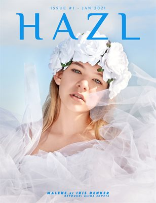 HAZL Magazine: ISSUE #1 - Jan 2021