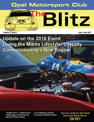 The Blitz, April - June 2017