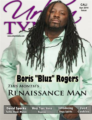 "April ..""Renaissance Man""  CALI Issue!"