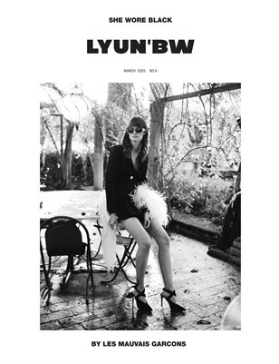 LYUN Black&White No.6 (VOL No.1) C1