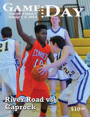 Volume 4 Issue 2 - River Road vs Caprock
