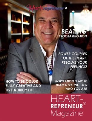 Heartrepreneur Magazine 2020 (August Edition)