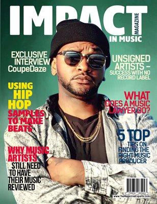 """IMPACT """"In Music"""" Magazine"""