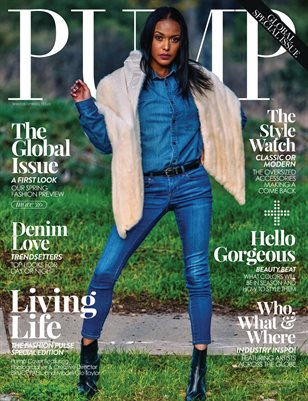 PUMP Magazine | The Global Issue | Vol.5 | Feb. 2021