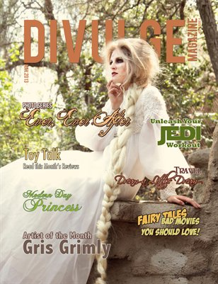 Divulge Magazine: May 2013 Issue