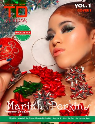 The Definition Mariah Perkins Xmas vol1 cover 1