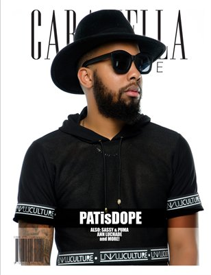 The Hippie Issue feat. PATisDope!