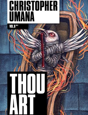 THOU ART Vol. 8 - Christopher Umana