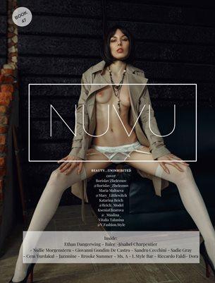 NUVU Magazine Nude Book 47 Featuring Maria Maltseva & Ksenia Elizarova