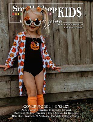 Small Shop Kids Magazine Issue 13