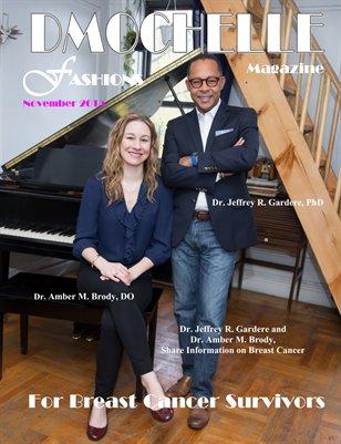 DMochelle Fashions Magazine November 2015
