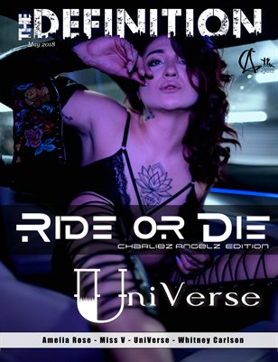 The Definition:Ride or Die Charliez Angelz edition Universe cover